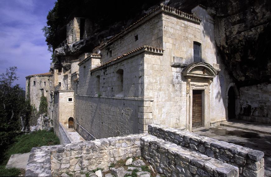 Eremi celestiniani patrimonio Unesco: lo studio è pronto