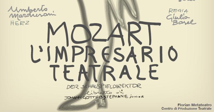 Operateatro: Mozart e l'impresario teatrale a Città S.Angelo e Pescara