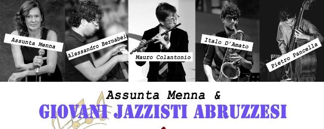 Baby jazzisti figli d'arte in concerto con Assunta Menna
