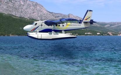 Dall'Abruzzo alla Croazia in idrovolante