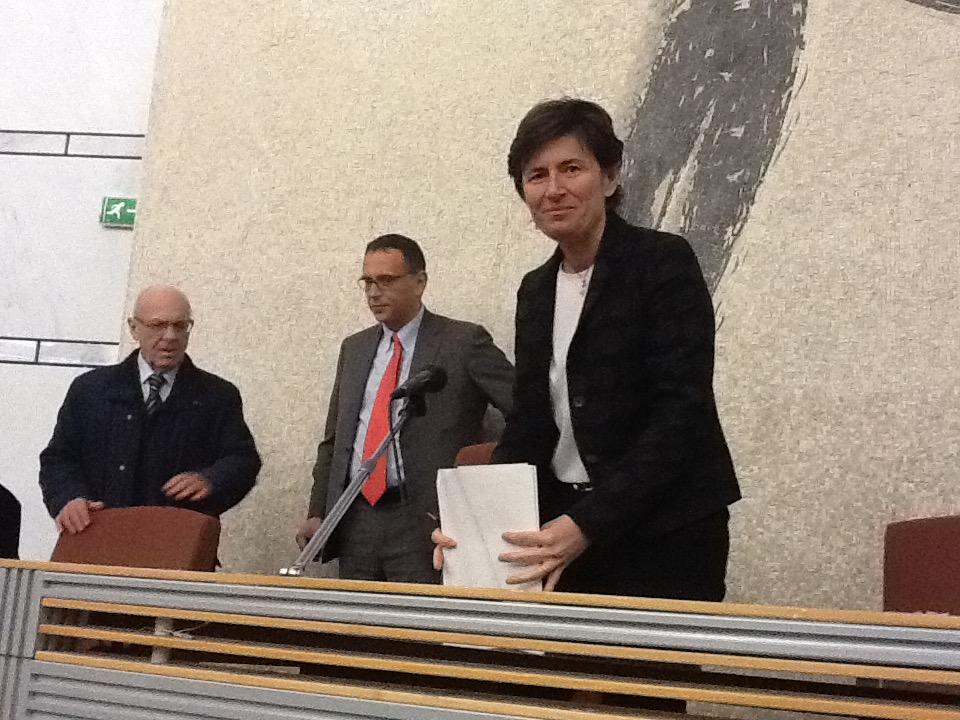 """Chiavaroli: """"la giustizia in Abruzzo funziona"""""""