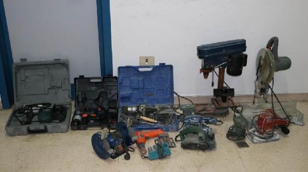 Denunciato ricettatore a Pescara: merce rubata ad un artigiano