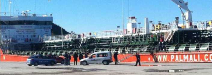 Dramma al porto di Vasto, nave con un morto e due feriti