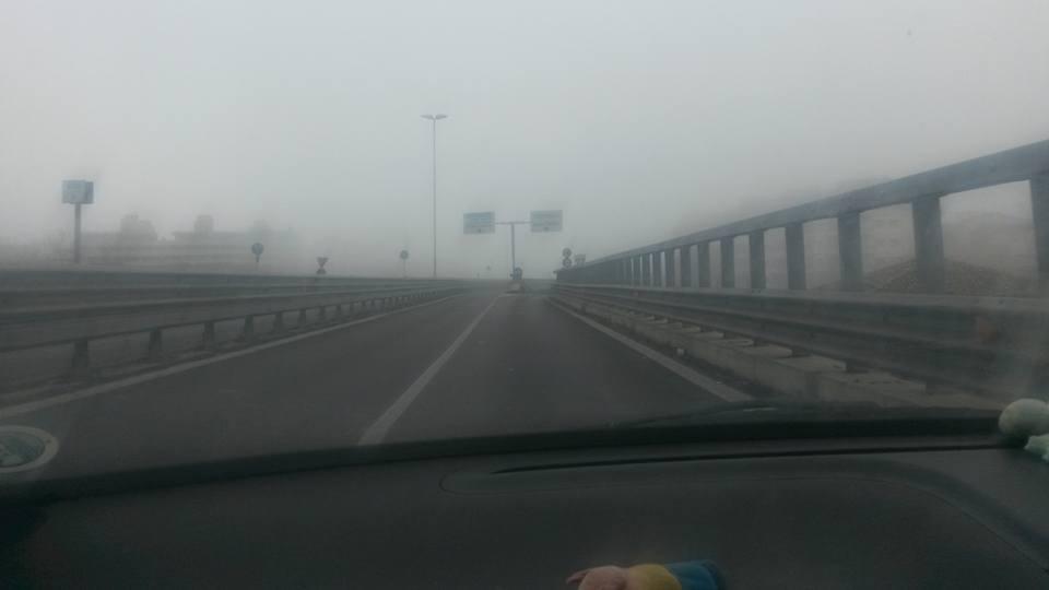 Abruzzo: attenzione alla nebbia, torna il freddo