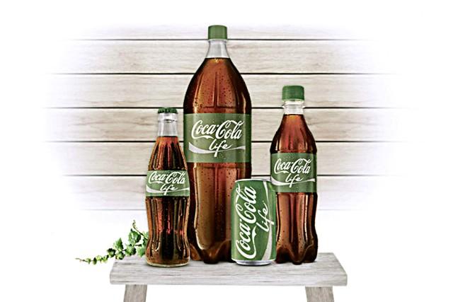 Oricola: nasce Coca-Cola life, imbottigliata in Abruzzo
