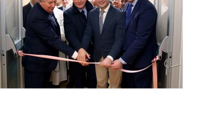 Ortona, inaugurato reparto Oncologia Donna