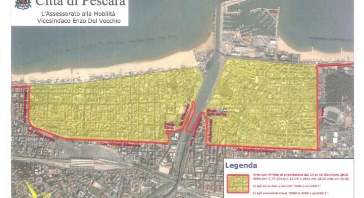 Pescara: Migliora l'aria, tornano le domeniche ecologiche