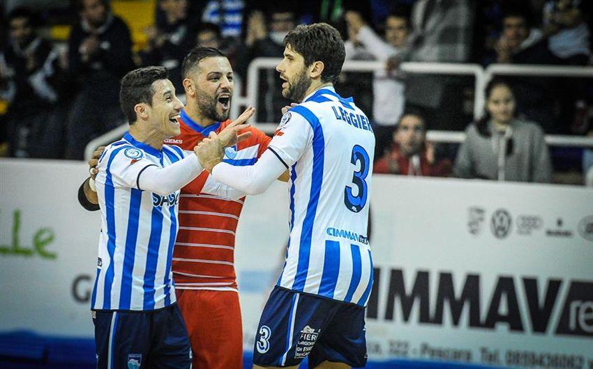 Calcio a 5, Pescara torna in vetta