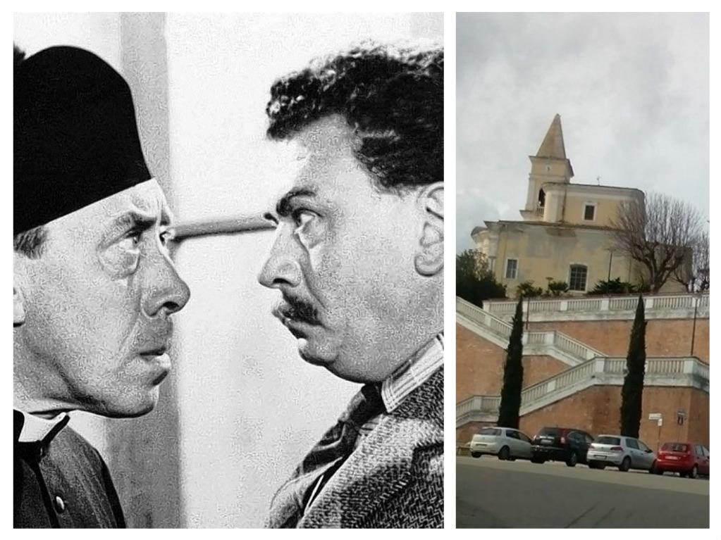 Tollo: come Peppone e don Camillo, insieme per la Chiesa