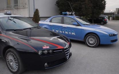 San Nicolò: litiga col coinquilino e ferisce agenti e carabinieri