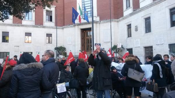 Pescara, ore decisive per l'assistenza domiciliare