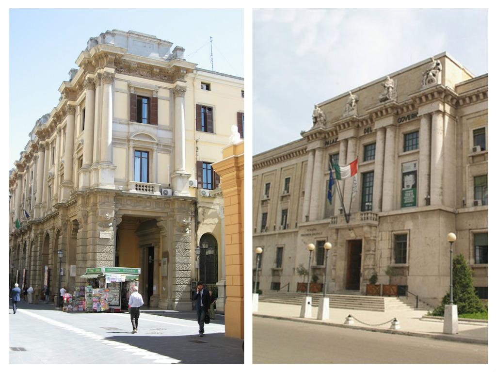 Oggi Consigli provinciali congiunti Pescara e Chieti