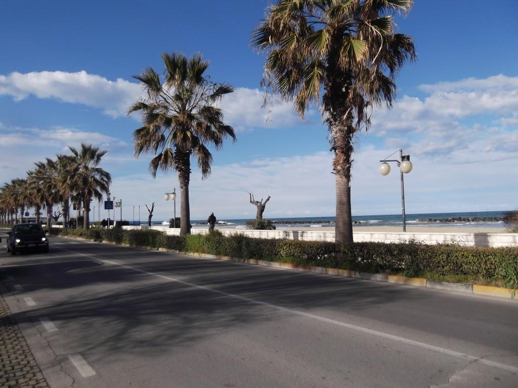 Montesilvano: nuovi parcheggi sulla riviera