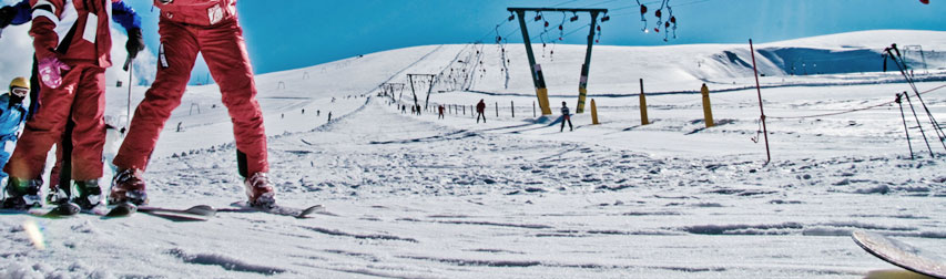 Francavilla: 88enne si frattura perone e tibia sciando