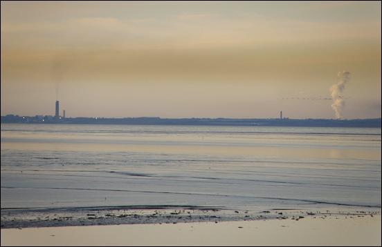 Pescara, lo smog si misura anche al largo