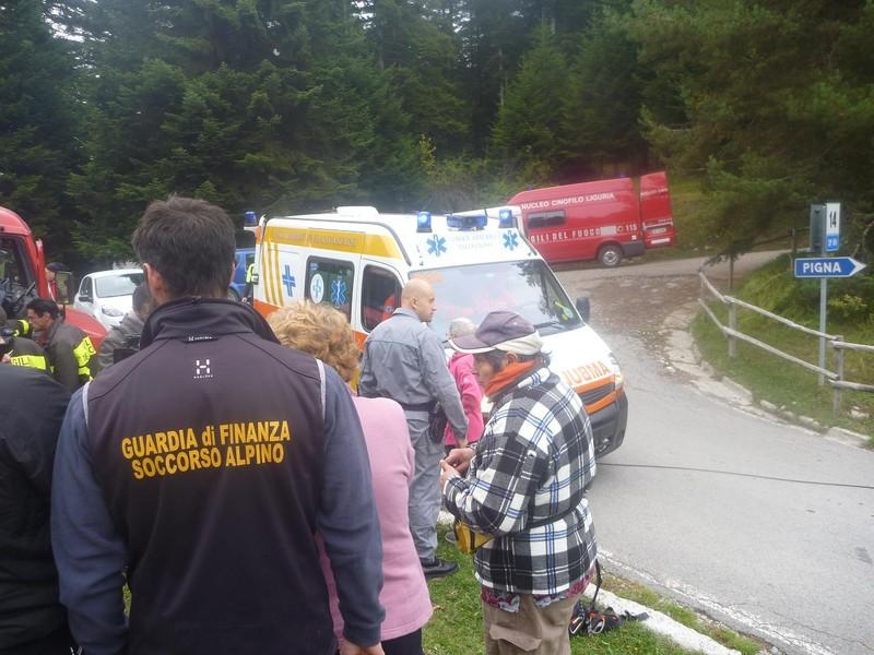 Disperso sulla Majella ritrovato dai Soccorso Alpino della GdF