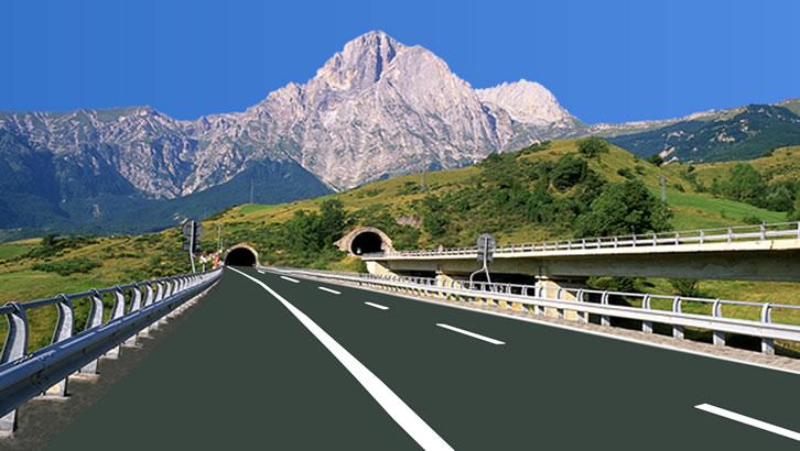 Autostrade Abruzzo: domenica disagi su A/24 e A/25