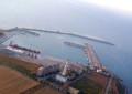Vasto, nave russa bloccata nel porto di Punta Penna
