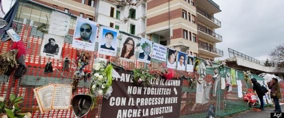 L'Aquila: terremoto, progetto di legge su premio di laurea