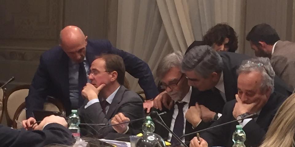 Porti, Delrio dice sì all'Abruzzo con Civitavecchia