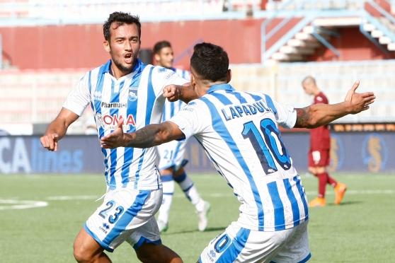 Play off Pescara Trapani – Risultato finale 2 0