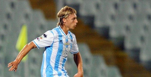 Pescara calcio, Crescenzi biancazzurro