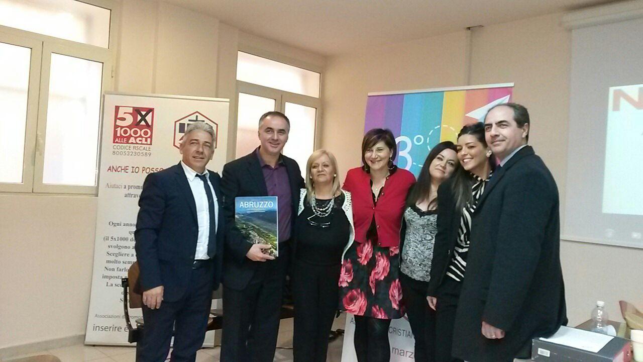 Acli Pescara, Roberta Cinelli eletta presidente