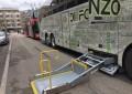 Abruzzo, autobus interregionali senza barriere