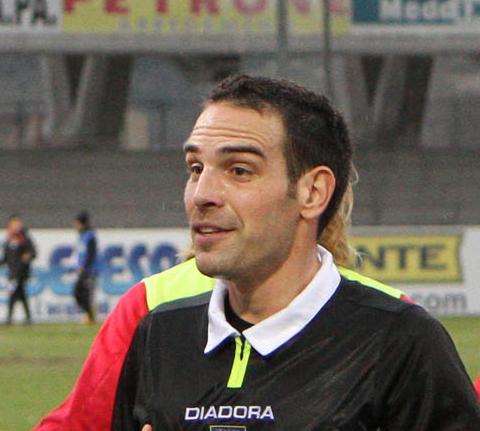 Pro Vercelli Pescara: ecco l'arbitro