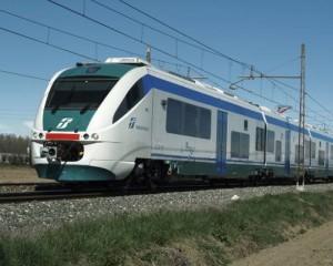 Il pulitore viaggiante sui treni in Abruzzo