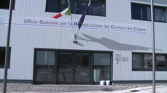 Ricostruzione L'Aquila: il sito dell'Usrc si rinnova