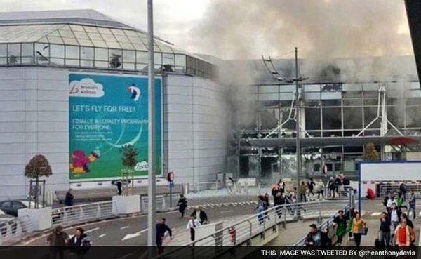 Attentato Bruxelles: Voli regolari dall'Abruzzo