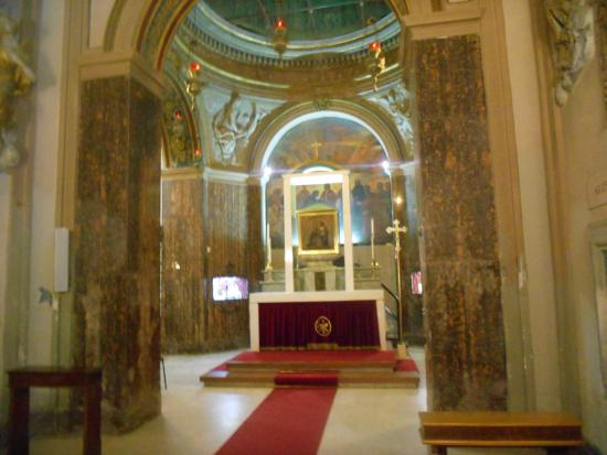 """San Tommaso Ortona: cappella restaurata per il """"Perdono"""""""