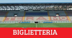 Lega Pro – Teramo-L'Aquila, al via la prevendita