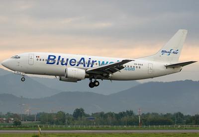Nuovo volo Pescara Torino con Blue Air