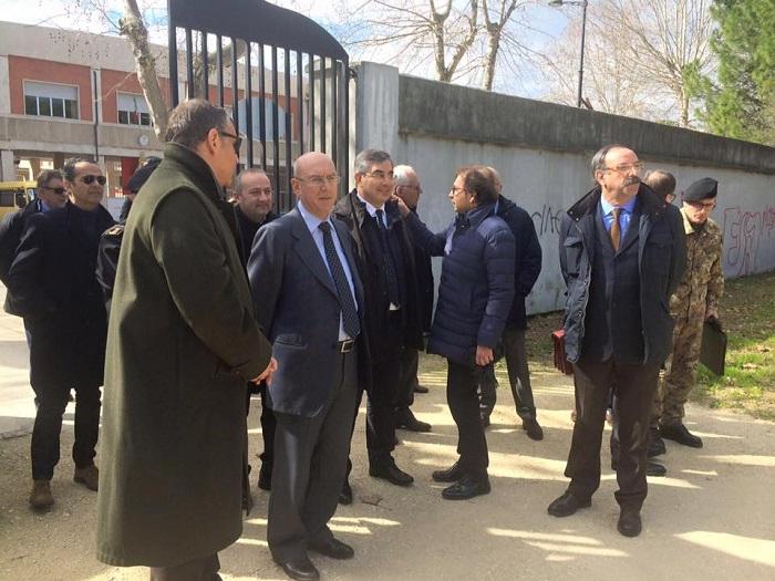 Pescara: il valzer delle Caserme