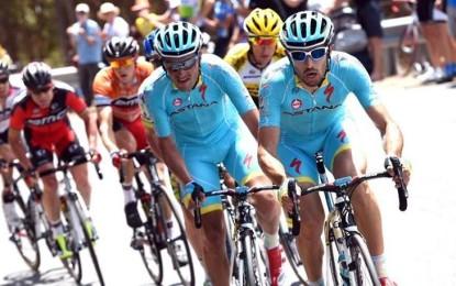 Ciclismo Giro d'Italia – Brilla Cataldo