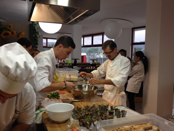 Pescara: L'Alberghiero rilancia con gli chef