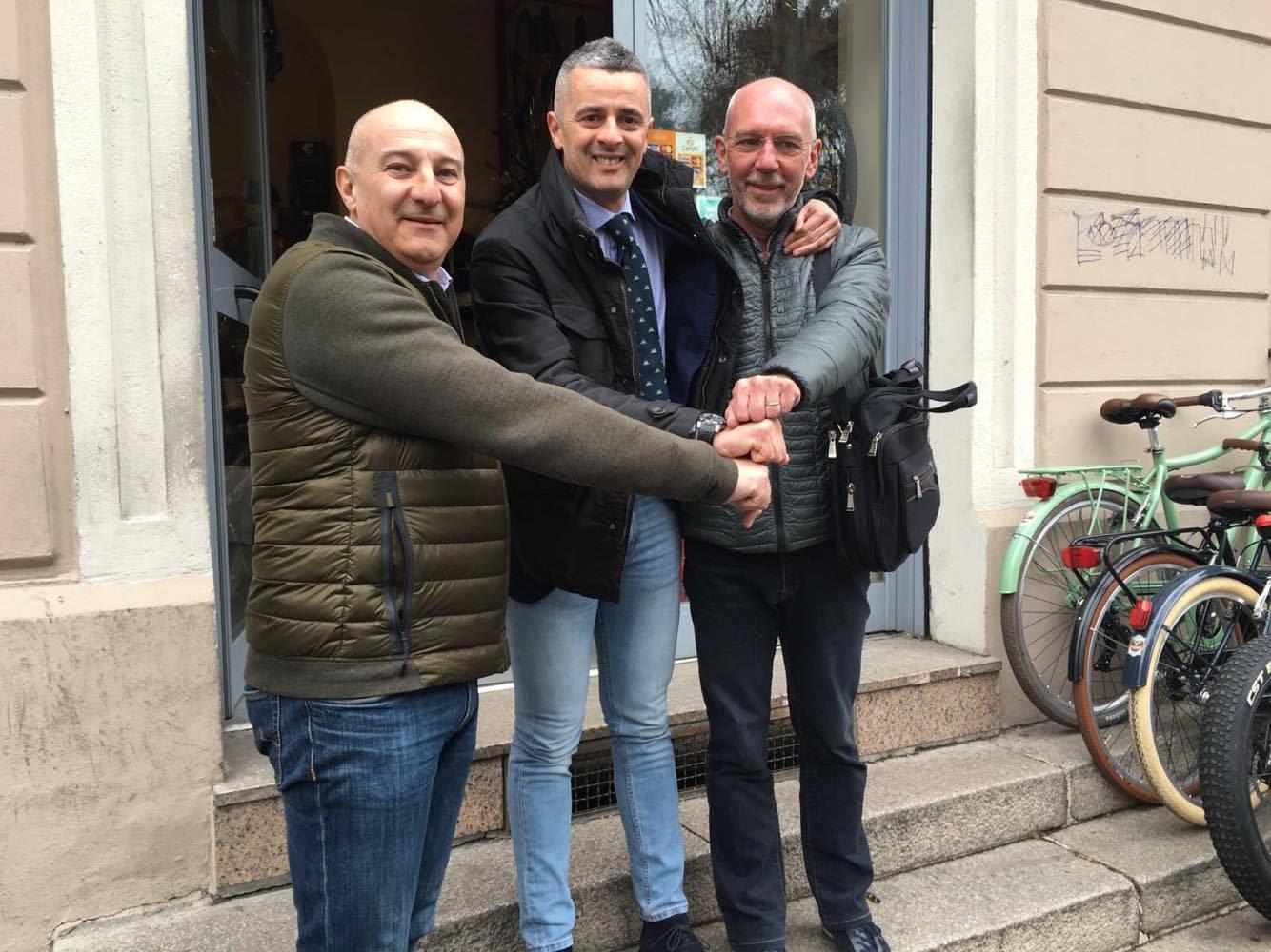 Ciclismo Gm Cycling – Damiani e il sogno professional