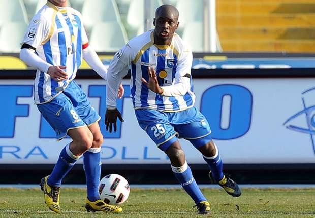 Pescara Calcio – Diamoutene ha firmato