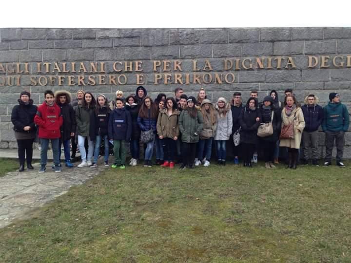 Dall'Abruzzo a Mauthausen, i giovani sui luoghi della Shoah