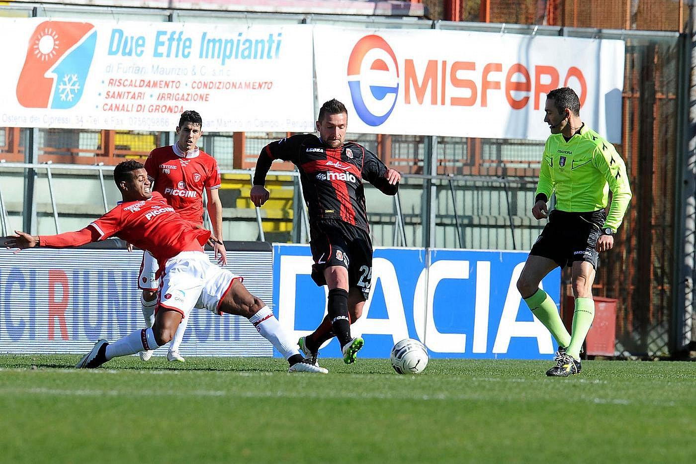 Serie B – Lanciano Perugia, live dalle 15.00