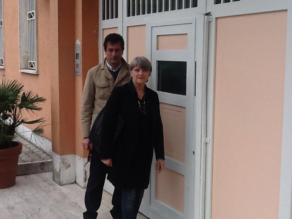 Rita Bernardini nelle Case Circondariali abruzzesi