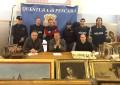 Pescara: la polizia recupera decine di opere d'arte rubate, due denunce