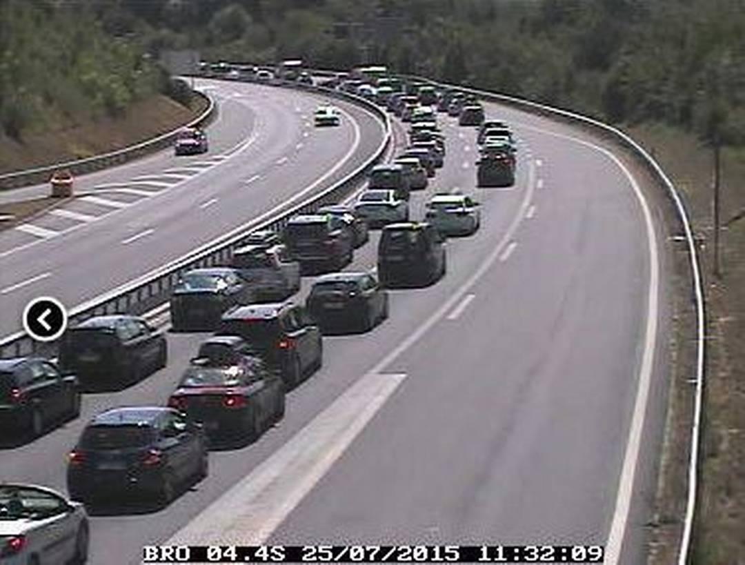 Autostrada A/14: incidente tra Lanciano Ortona