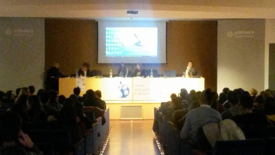 Pescara: le donne nella scienza, incontro con studenti