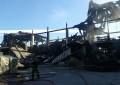 Incendio Italpannelli: Ortaggi ed acqua sicuri