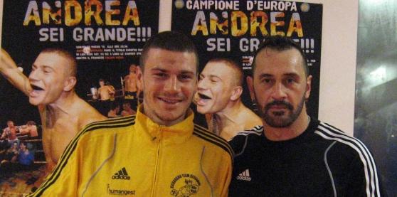 Kickboxing, a Pescara Andrenacci per il titolo europeo