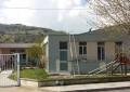 Lavori alla scuola media Fermi di Alba Adriatica
