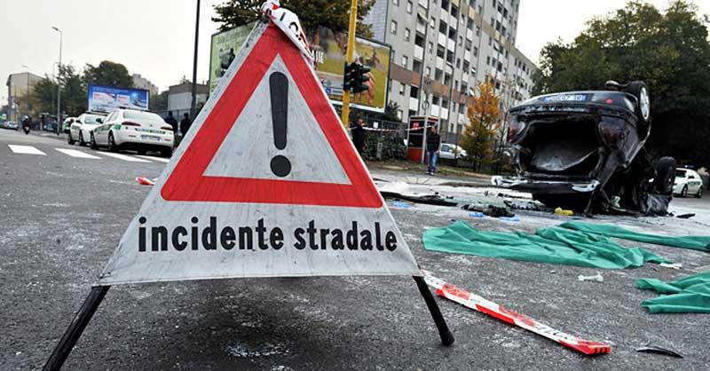 Cagnano Amiterno: Prima denuncia per lesioni stradali gravi